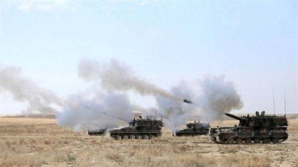 Turkish army kills 104 IS militants in Syria