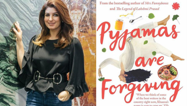 A tale of pyjamas, better forgiven and forgotten!