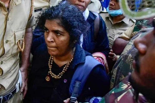 5 women had darshan at Sabarimala:  Kanakadurga