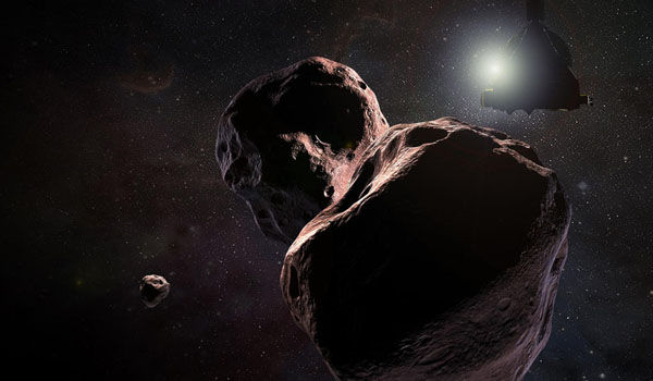 Evidence of water found on Ultima Thule: NASA