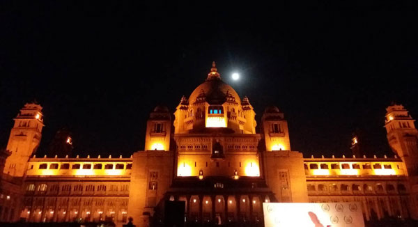 Umaid Bhawan Palace, the best hotel in the world