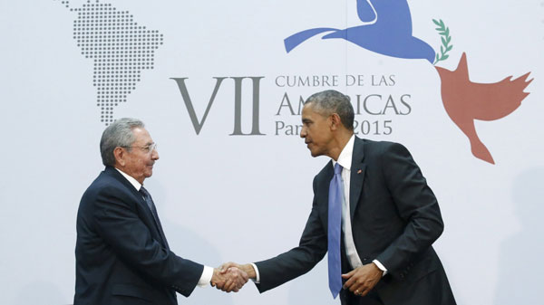 US, Cuba to re-establish diplomatic ties on Monday