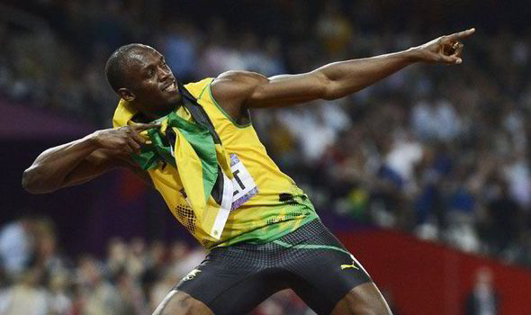 Bolt will be back on track in Glasgow