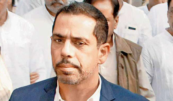 Vadra skips ED summons citing poor health