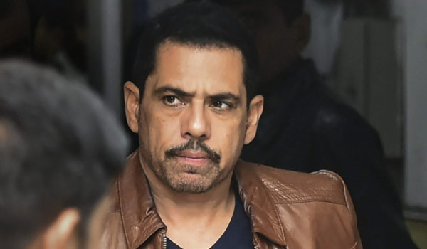 Robert Vadra gets bail in money laundering case