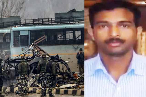 Pulwama attack: Malayalee soldier Vasanthakumar among the martyrs