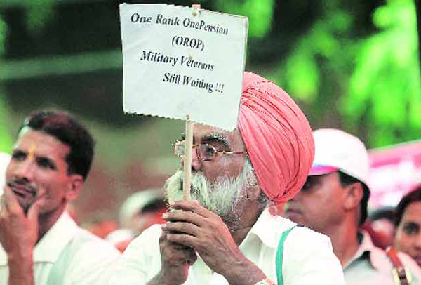 OROP: Demand or redress of injustice?
