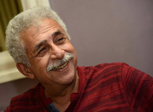 My cop act in Charlie Kay.. different: Naseeruddin Shah