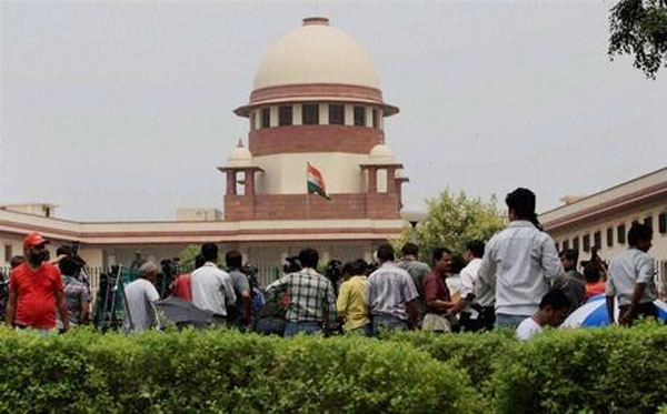SC frowns upon delay in Delhi government formation