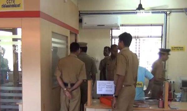 Bank robbers strike again in Kasargod