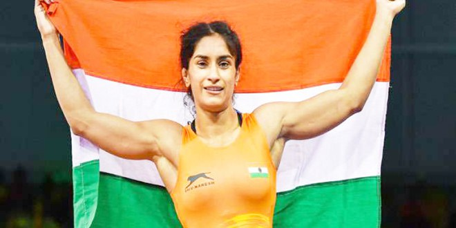 Vinesh enters history books, becomes first Indian woman wrestler to win Asiad gold