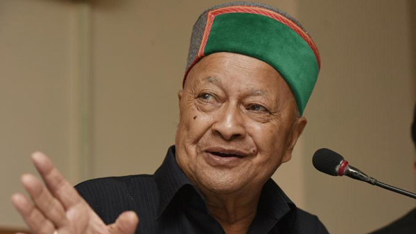 I favour having Ram temple at same spot in Ayodhya: Virbhadra Singh