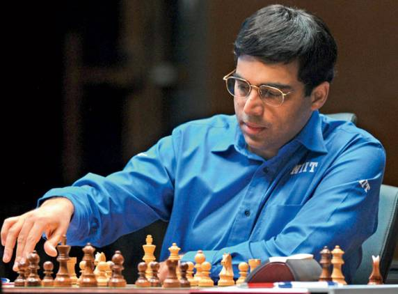 My counter play did not work: Anand