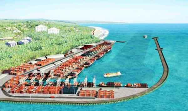 Vizhinjam project: Govt denies report on Cong high command intervention