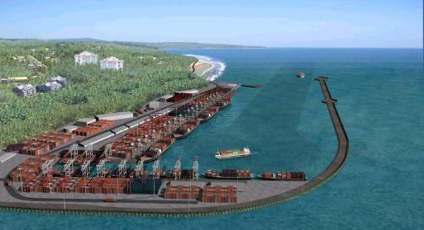 State hopeful of getting relaxation in cabotage law for Vizhinjam project