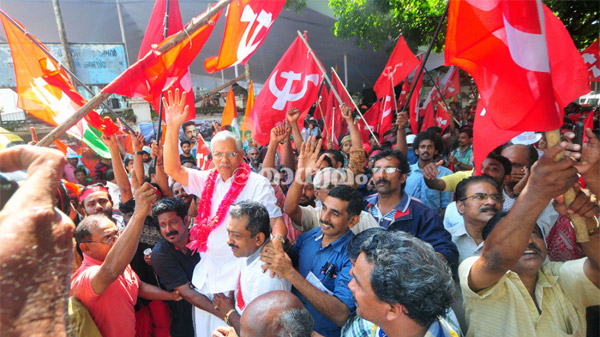 CPI-M rides to power in five of six corporations