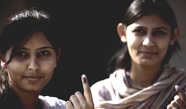 Debutant voters give poll wish list - farmers, women, jobs, freedom of expression