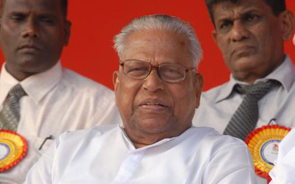 VS Achuthanandan continues to breach discipline: CPI-M