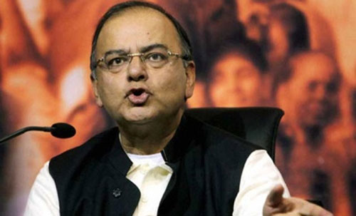 Positive response from Swiss banks: Jaitley