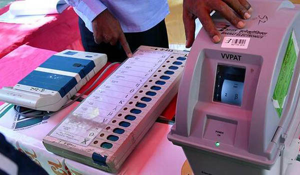 SC declines increase in verification of VVPAT slips with EVMs