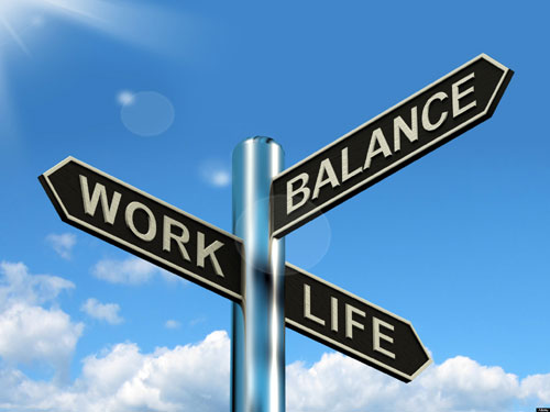 Scientists find hard to maintain work-life balance