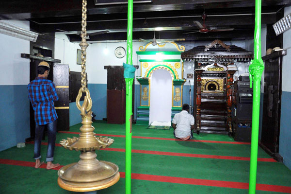 This mosque is Indias first