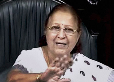 Lok Sabha Speaker defends decision on leader of opposition