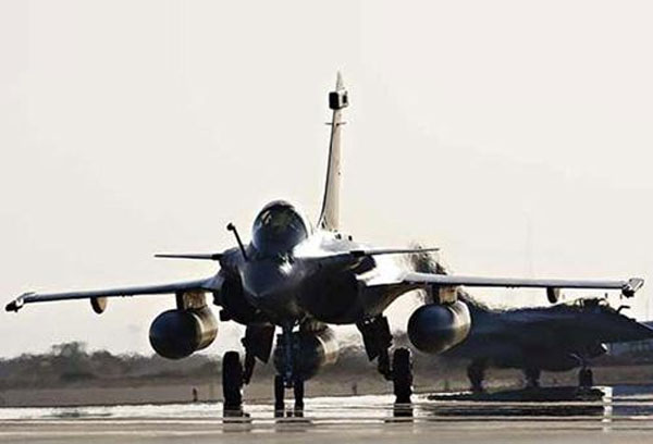 Rafale jet deal extremely positive decision by PM: Defence Minister