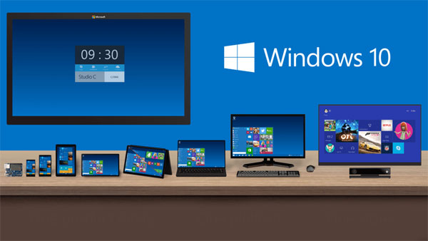 Windows 10 now running on 600 mn devices