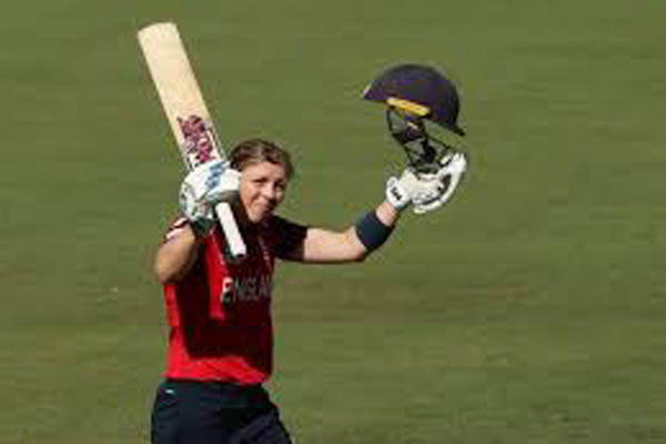 Womens T20 WC: Knight ton leads Eng to towering triumph