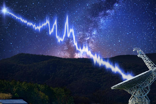 Second fast radio burst detected in space