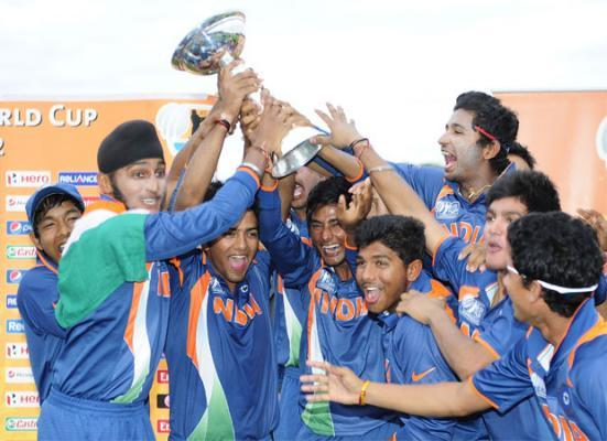 Chand shines bright, India U-19 lift 3rd World Cup