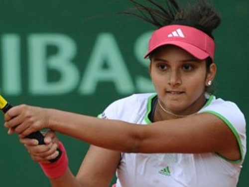 Mirza in quarters, Bopanna ousted