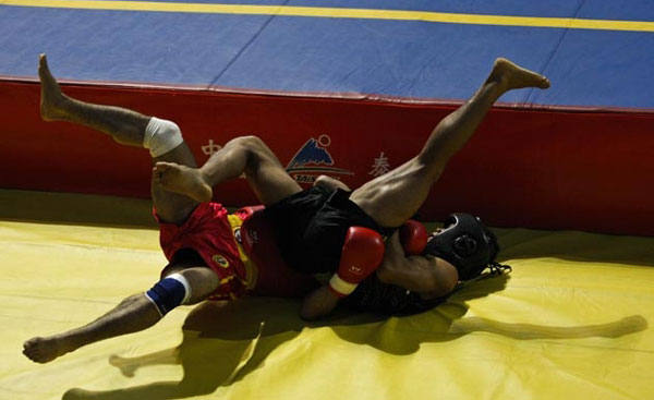 Asian Games: Sanathoi, Narender give India two wushu bronze medals