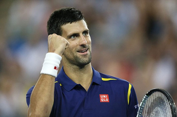 Djokovic enters Rogers Cup quarters