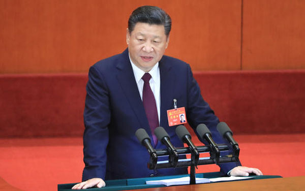 China to build world-class armed forces by 2035: Xi Jinping