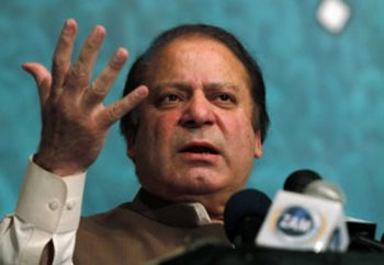 Fight against terrorism will continue: Nawaz Sharif