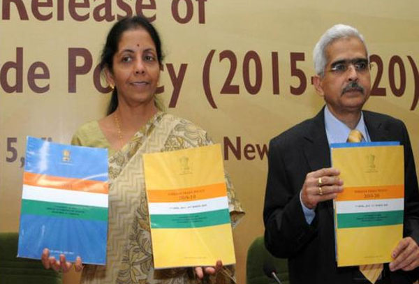 India unveils new Foreign Trade Policy to lift exports
