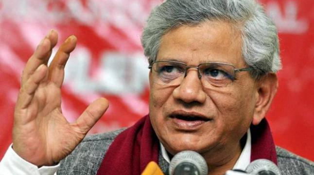 BJP using Ram Mandir in manifesto to sharpen communal polarisation: Yechury
