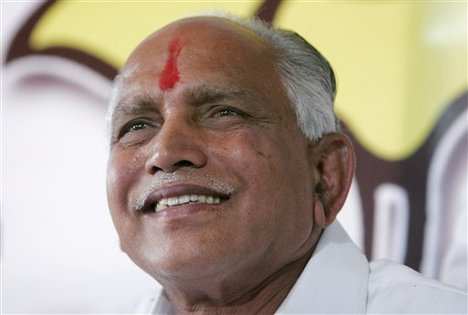 Yeddyurappa: From rice mill clerk to BJP strongman-turned-albatross