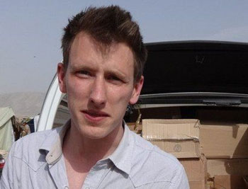 US aid worker beheaded by IS