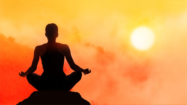 Meditation and Yoga for a healthy life