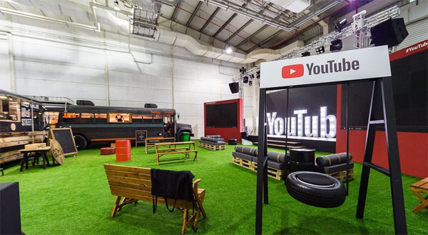 First YouTube space facility in Middle East region opens in Dubai