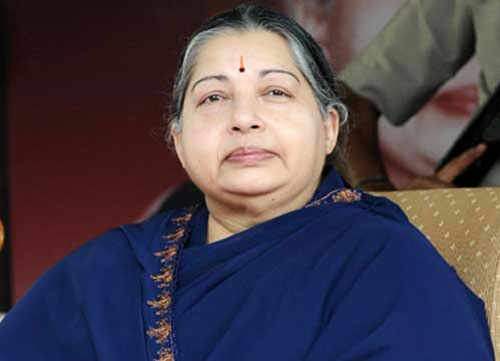 My public life is like swimming in a river of fire: Jayalalithaa