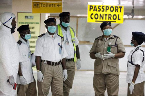 India to screen, track passengers from Ebola-affected countries