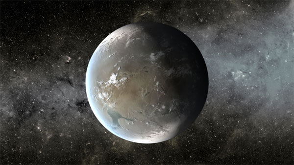 1,200 light-years away, a planet may have active life