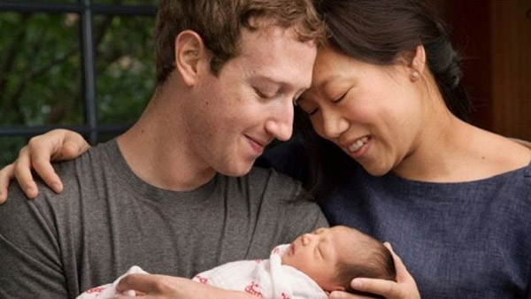 Facebook CEO, wife donate 99 percent shares for humanitarian cause