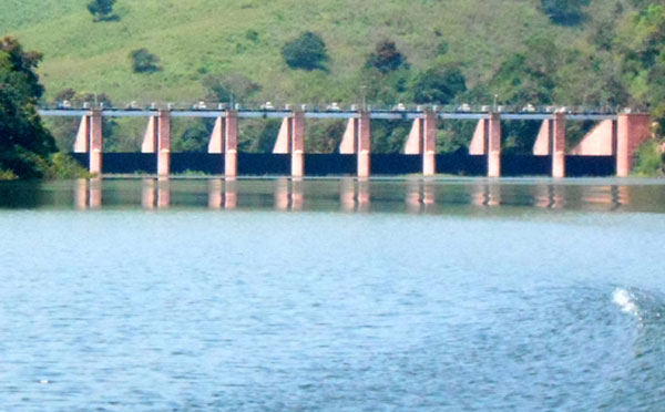 Water level in Mullaperiyar recedes to 141.6 feet